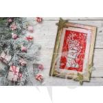 Мастер-класс по изготовлению декоративного панно к Новому году!