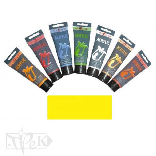 Акрилова фарба 75 мл 022 жовта світла Van Pure