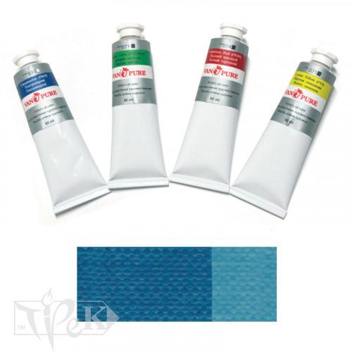 Олійна фарба 60 мл 036 церулеум Van Pure