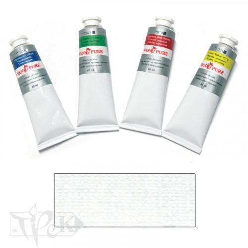 Олійна фарба 60 мл 042 білила цинкові Van Pure