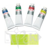 Масляная краска 60 мл 062 желто-зеленая Van Pure