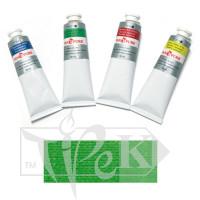 Масляная краска 60 мл 063 зеленая средняя Van Pure