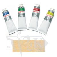 Масляная краска 60 мл 127 неаполитанская желтая Van Pure
