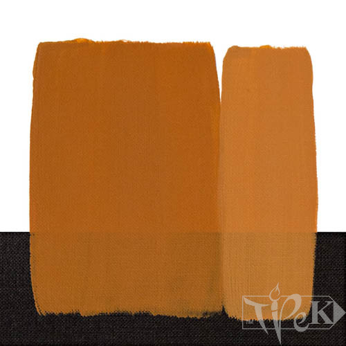 Акриловая краска Acrilico 75 мл 131 охра желтая Maimeri Италия