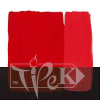 Акриловая краска Acrilico 75 мл 259 красный средний стойкий Maimeri Италия