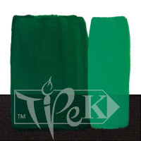 Акриловая краска Acrilico 75 мл 340 зеленый темный стойкий Maimeri Италия