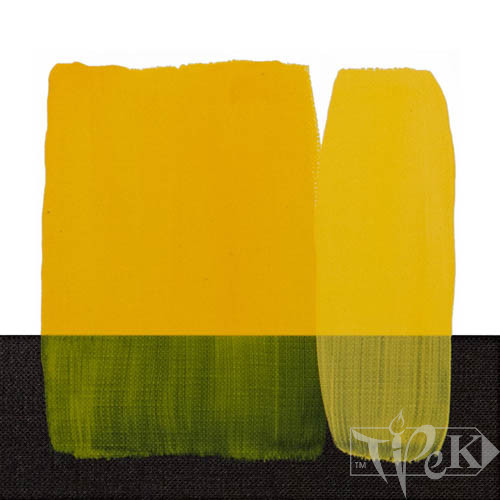 Акрилова фарба Acrilico 200 мл 116 жовтий основний Maimeri Італія