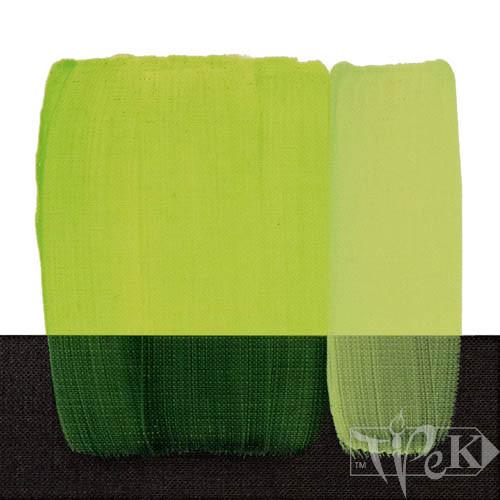 Акрилова фарба Acrilico 200 мл 120 зеленувато-жовтий Maimeri Італія