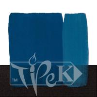 Акриловая краска Acrilico 200 мл 370 кобальт синий светлый (имитация) Maimeri Италия