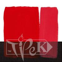 Акриловая краска Acrilico 200 мл 266 красный прозрачный Maimeri Италия
