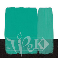 Акриловая краска Acrilico 200 мл 430 бирюзовый Maimeri Италия