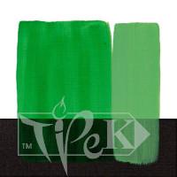 Акриловая краска Acrilico 500 мл 339 зеленый светлый стойкий Maimeri Италия