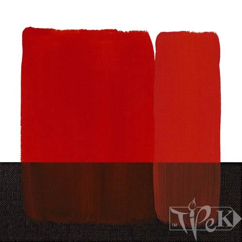 Акрилова фарба Acrilico 1000 мл 251 червоний світлий стійкий Maimeri Італія