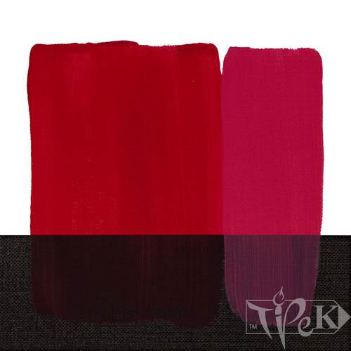 Акрилова фарба Acrilico 1000 мл 256 червоний пурпурний основний Maimeri Італія