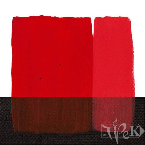 Акрилова фарба Acrilico 1000 мл 259 червоний середній стійкий Maimeri Італія