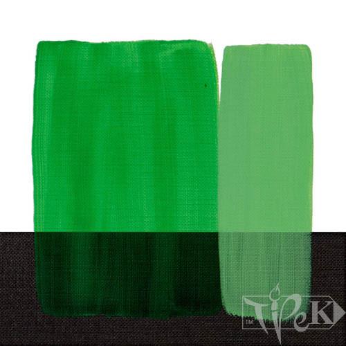 Акрилова фарба Acrilico 1000 мл 339 зелений світлий стійкий Maimeri Італія