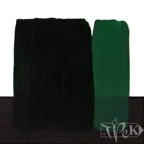 Акрилова фарба Acrilico 1000 мл 358 зелений жовчний Maimeri Італія