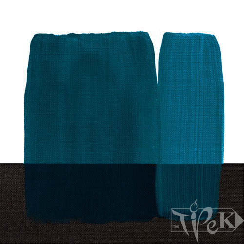 Акрилова фарба Acrilico 1000 мл 400 синій основний Maimeri Італія
