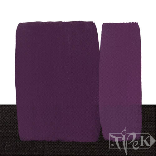 Акриловая краска Acrilico 1000 мл 440 ультрамарин фиолетовый Maimeri Италия