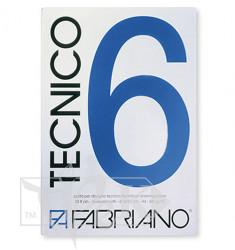 09729742 Альбом для графіки Tecnico А3 (29,7х42 см) 220 г/м.кв. 20 аркушів Fabriano Італія