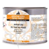 616 Грунт масляный 500 мл вспомогательные материалы для масляной живописи Maimeri Италия