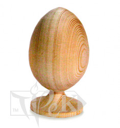Заготовка деревянная «Яйцо Фаберже» 80 мм Украина