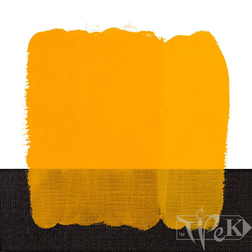 Акриловая краска Idea Decor 110 мл 118 желтый темный Maimeri Италия