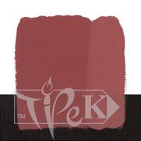Акриловая краска Idea Decor 110 мл 235 коралловый красный Maimeri Италия