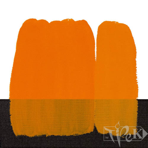 Акриловая краска Idea Decor 110 мл 050 оранжевый Maimeri Италия