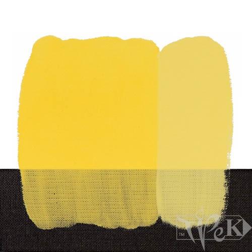 Акриловая краска Idea Decor 110 мл 100 желтый лимонный Maimeri Италия
