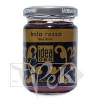 758 Полимент красный 125 мл вспомогательные материалы для золочения Idea Oro Maimeri Италия