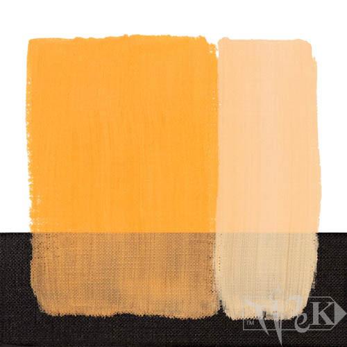 Олійна фарба Classico 20 мл 076 жовтий темний яскравий Maimeri Італія