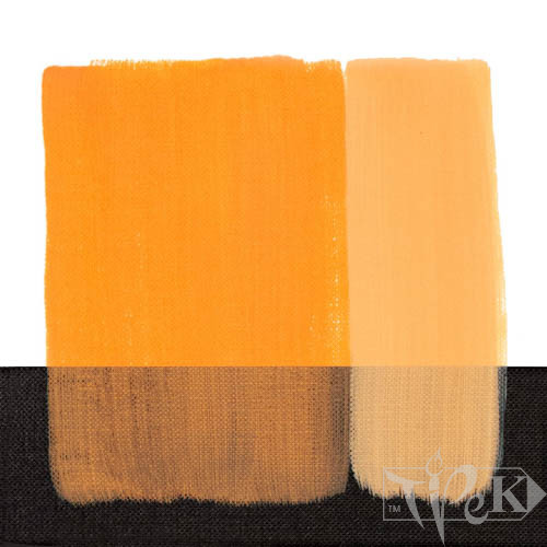 Олійна фарба Classico 20 мл 107 неаполітанський жовтий темний Maimeri Італія