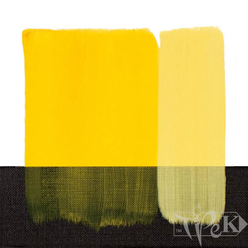 Олійна фарба Classico 20 мл 112 жовто-лимонний стійкий Maimeri Італія