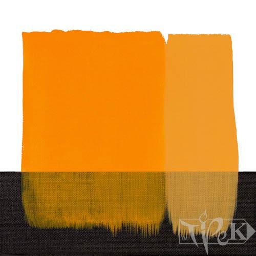 Олійна фарба Classico 20 мл 114 жовтий темний стійкий Maimeri Італія