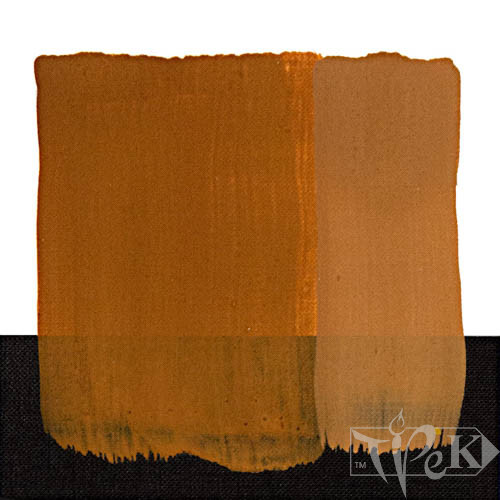 Олійна фарба Terre grezze d'italia 60 мл 031 помаранчова земля (Геркуланум) Maimeri Італія