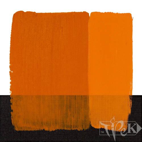 Олійна фарба Mediterraneo 60 мл 057 помаранчевий Трінакріі Maimeri Італія