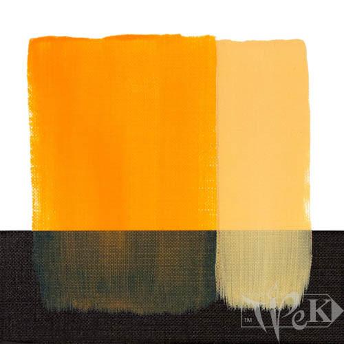 Олійна фарба Classico 200 мл 098 індійський жовтий Maimeri Італія