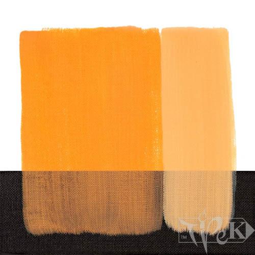 Олійна фарба Classico 200 мл 107 неаполітанський жовтий темний Maimeri Італія