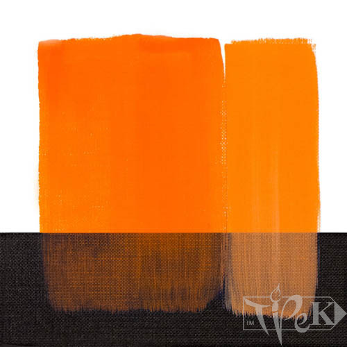 Масляная краска Classico 200 мл 110 оранжевый стойкий Maimeri Италия