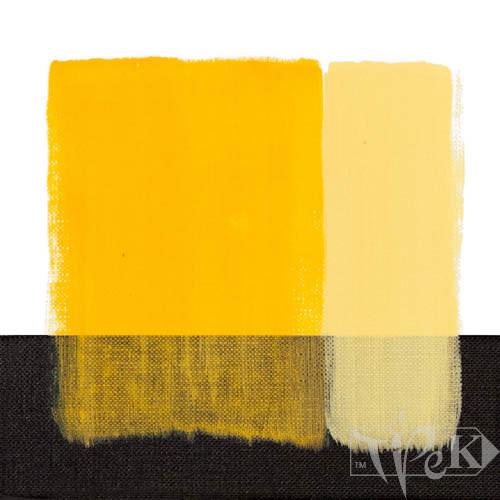 Олійна фарба Classico 200 мл 111 жовтий світлий стійкий Maimeri Італія