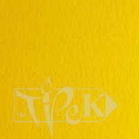 Картон дизайнерский Colore 27 giallo 50х70 см 280 г/м.кв. Fabriano Италия