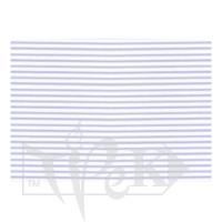 Картон цветной гофрированный Corru 914 bianco 20х30 см 300 г/м.кв. Fabriano Италия