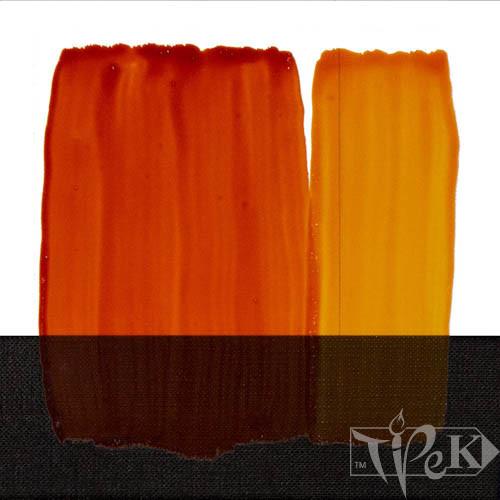 Фарба для скла 050 помаранчевий 60 мл Idea Vetro Maimeri Італія