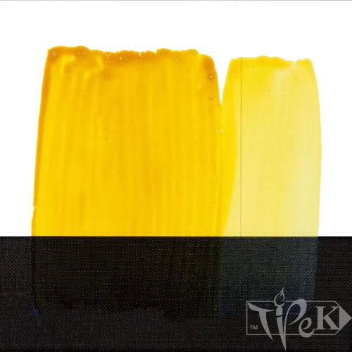 Фарба для скла 070 жовтий 60 мл Idea Vetro Maimeri Італія