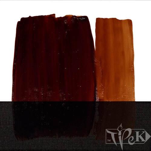 Фарба для скла 157 сиєна натуральна 60 мл Idea Vetro Maimeri Італія