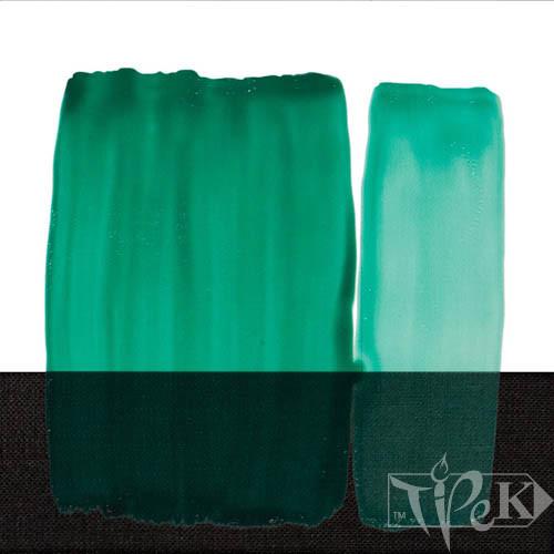 Фарба для скла 301 зелена вода 60 мл Idea Vetro Maimeri Італія
