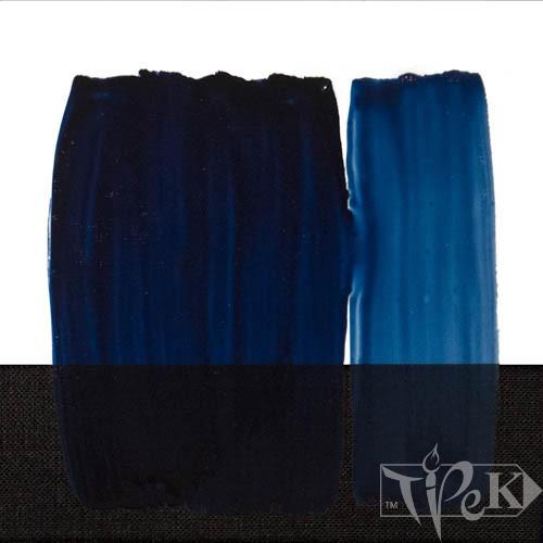Фарба для скла 402 синій прусський 60 мл Idea Vetro Maimeri Італія