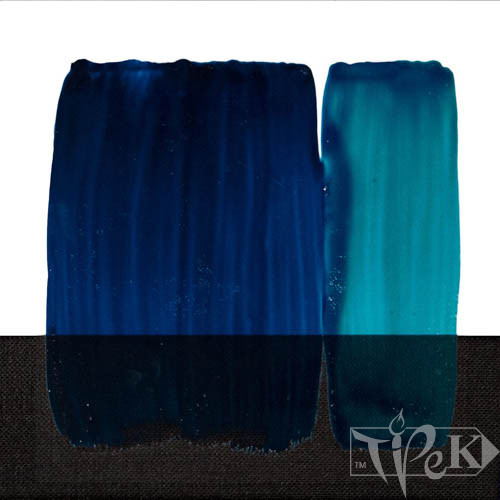 Фарба для скла 426 ультрамарин 60 мл Idea Vetro Maimeri Італія