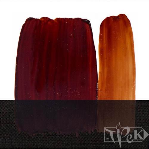 Фарба для скла 472 коричневий 60 мл Idea Vetro Maimeri Італія